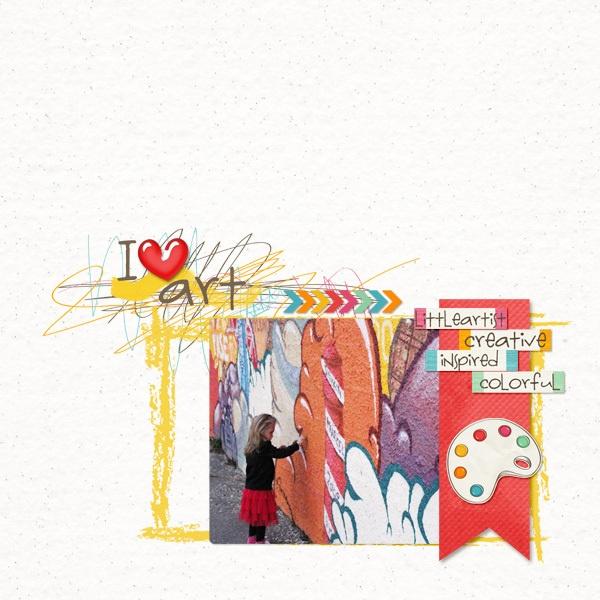 credits  photo du 09 avril 2012  Template ☆I'll go back to black and white par Studio Basic Designs (disponible dès samedi)  Kit ☆Creative artist by Sugary Fancy