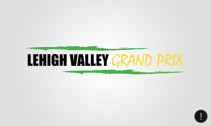 lehigh valley grand prix branding design by 401 creative branding logo w branding. Black Bedroom Furniture Sets. Home Design Ideas