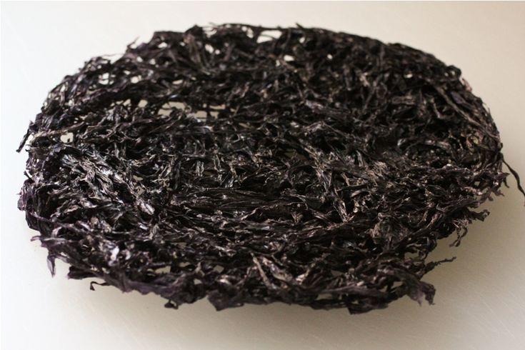 Seaweed Egg Drop Soup (紫菜蛋花湯)