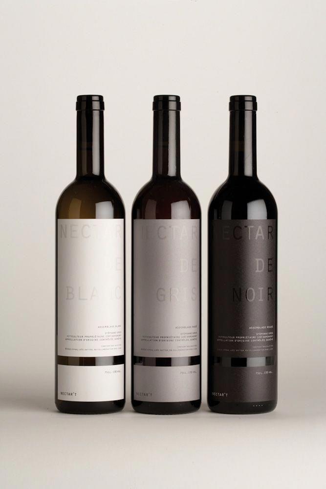 Wine label gre black winebrands Wine label