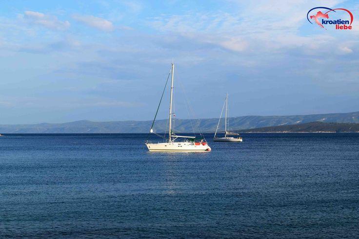 #Segeln in #Kroatien #Reise #Brac #Dalmatien