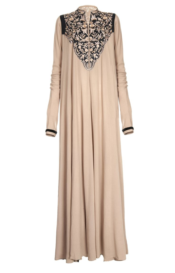 Aab UK Cannella Abaya : Standard view