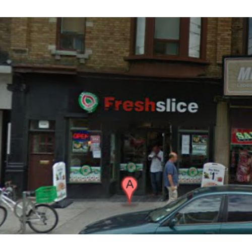 "Freshslice Pizza offers a FREE 16"" pizza with completion of a review! http://parkbench.com/littleitaly/coupon/874 #littleitaly #pizza #recipe #deal #free #parkbench #blue #local #letsgetlocal #toronto #city"