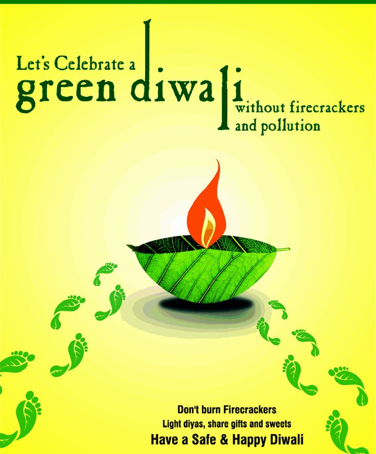 Diwali without crackers essay