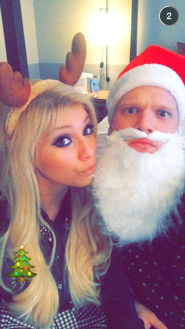 "I feel like Scott would be the best Santa ever, cause he's ask u what u want and then be like ""O- kAaAaAay!"""