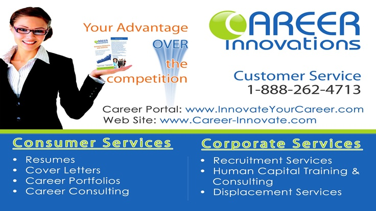 Career Innovations www.career-innovate.com