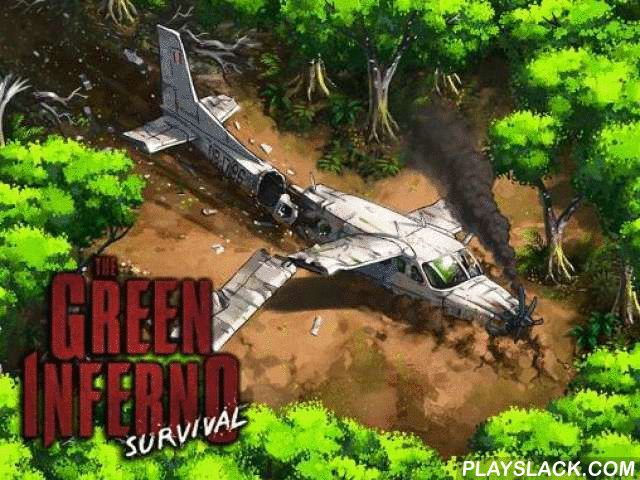 The Green Inferno: Survival  Android Game - playslack.com , aid a faction of enrollees endure after the plane mangle in the Amazon locations. rescue them all from the inhumane tribe of savages. This game for Android is based on the show. a faction of heroes who endured  a plane noise arrived  in the area of the chaotic location. bad savages want to capture the enrollees and kill them. Your work is to defend the characters setting a collection of devices and hindrances. obtain the reaches to…