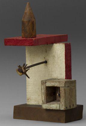 Joan Miró. Object. Montroig, [mid-July-November] 1931