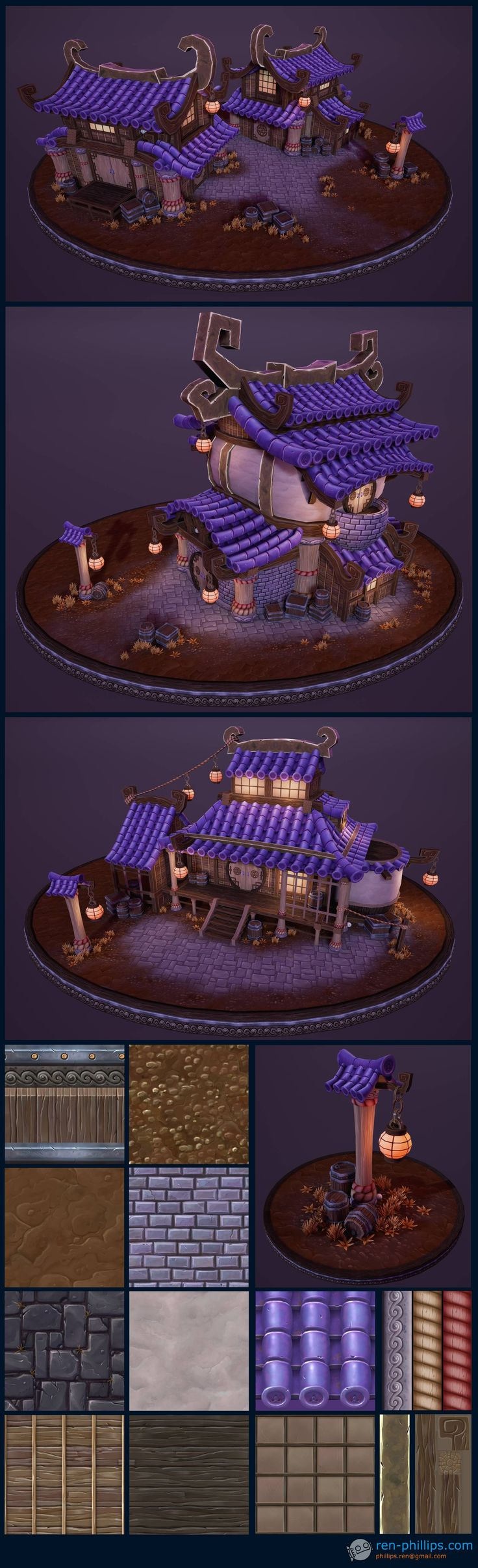 Show your hand painted stuff, pls! - Page 41 - Polycount Forum