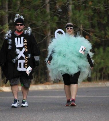 Photo Gallery: Halloween Running Costumes - Women's Running