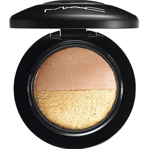 MAC Mineralize Eye Shadow (Duo) found on Polyvore