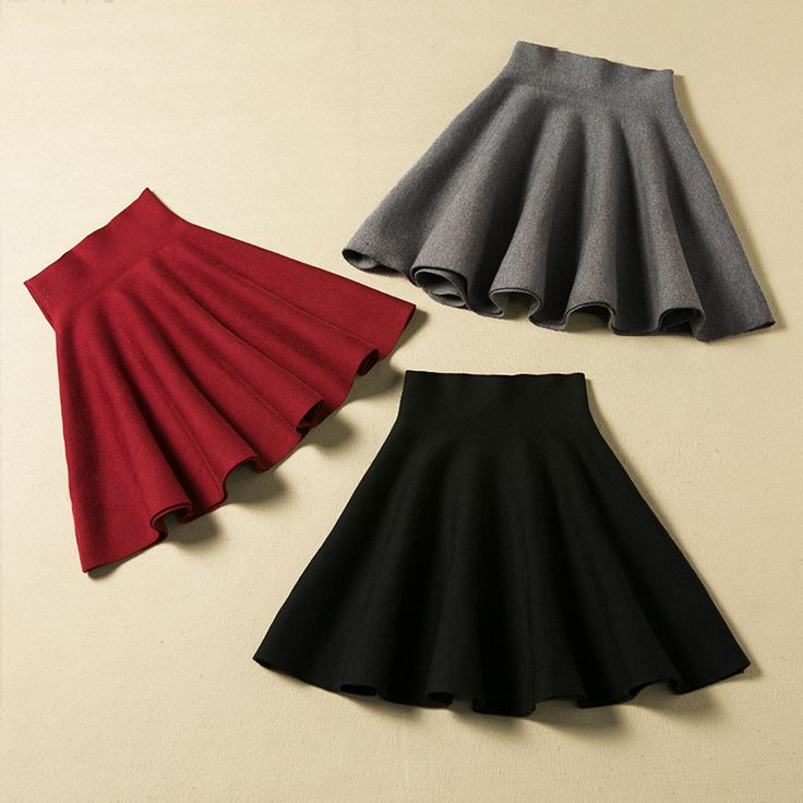 Lovely Mini Skirt For Autumn or Winter, Nice Skirt 2015, Women Skirts
