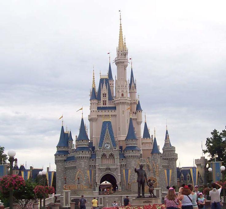 Disney World of course!!!