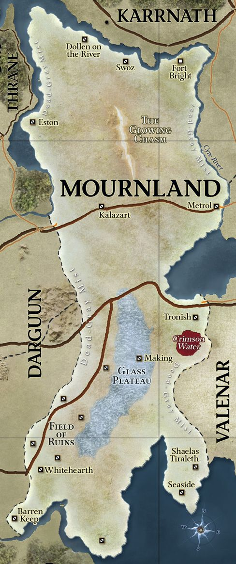 Mournland The 451 best maps images on