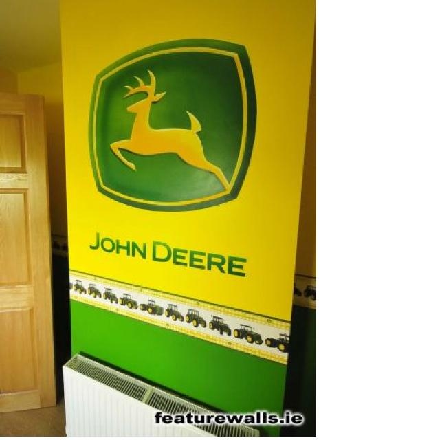 John Deere Room.