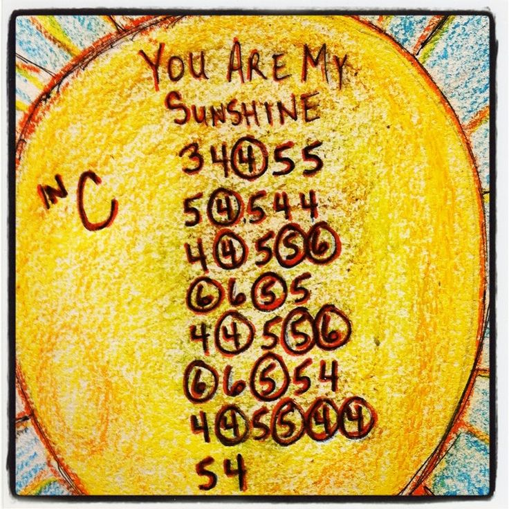 """For this lesson Harmony CaPleur showcases the song """"You Are My Sunshine"""" as she discusses the important of practice space, breathing, and playing slow."""