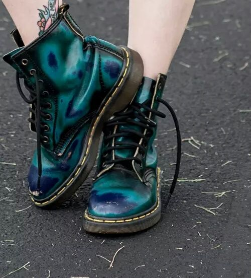 martens botas bonitas