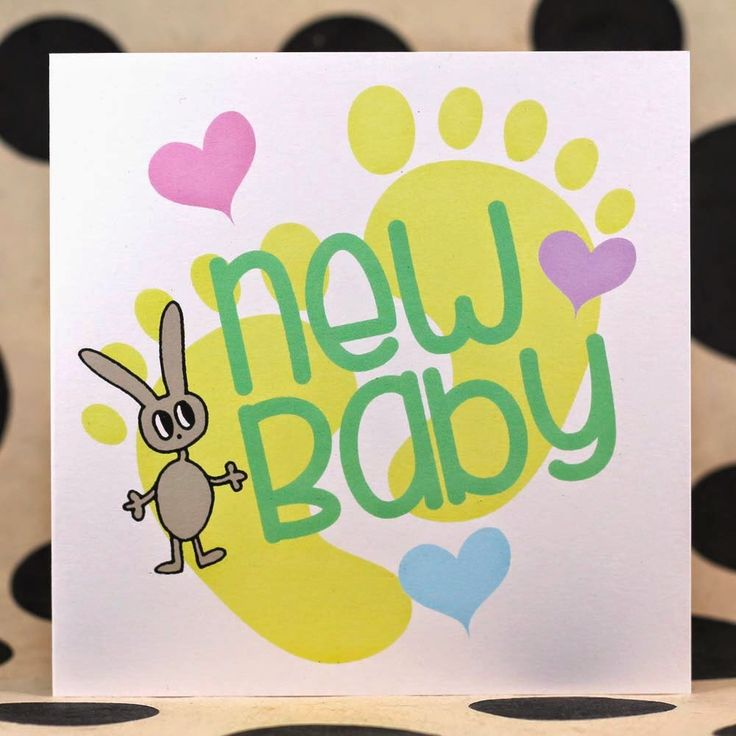 New Baby Cards on Yas With Love