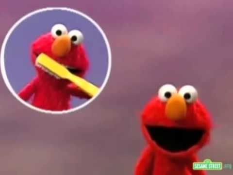 Parents Try Out This Elmo Brushing Teeth Song