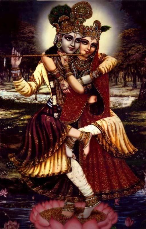 Radha Krishna Photo by SuperKing_09 | Photobucket