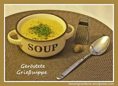 Griesssuppe