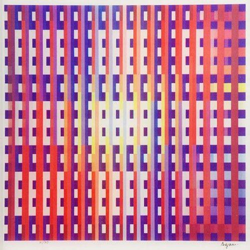 Yaacov Agam Art for Sale