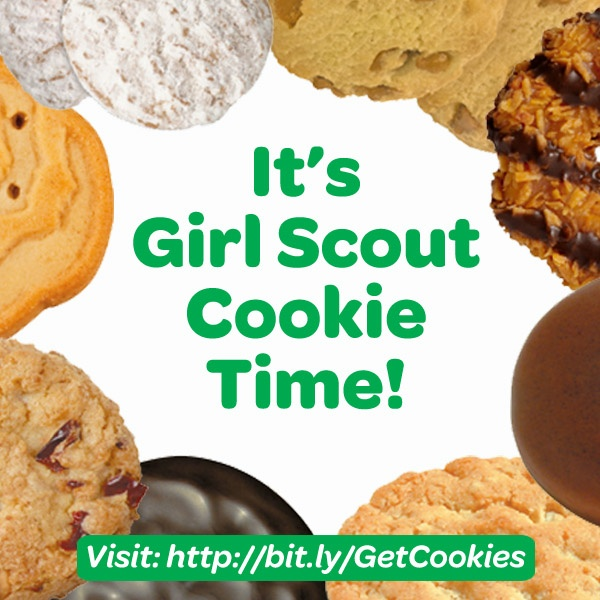 Southern Illinoisans!  Find Girl Scout Cookies by visiting http://www.gsofsi.org/co_contact3.html to get connected to a Girl Scout in your area!     Not only do Girl Scouts raise funds for troop activities during the Girl Scout Cookie Program, but they also develop five valuable skills: goal setting, decision making, money management, people skills and business ethics.