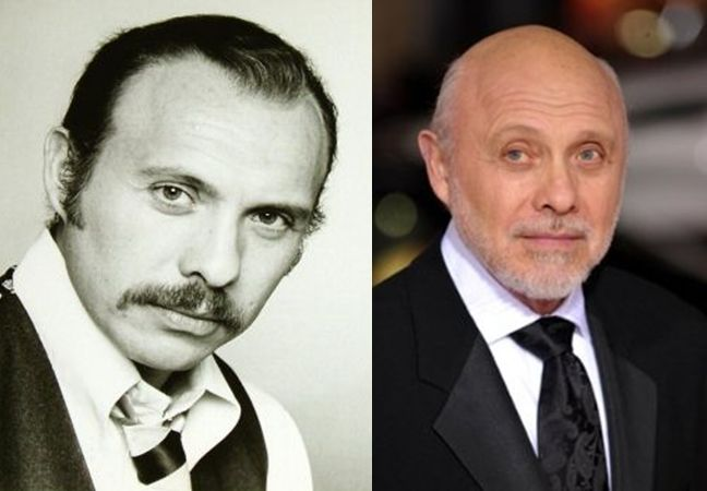 Hector Elizondo | Handsome devil; talented actor and a great personality.
