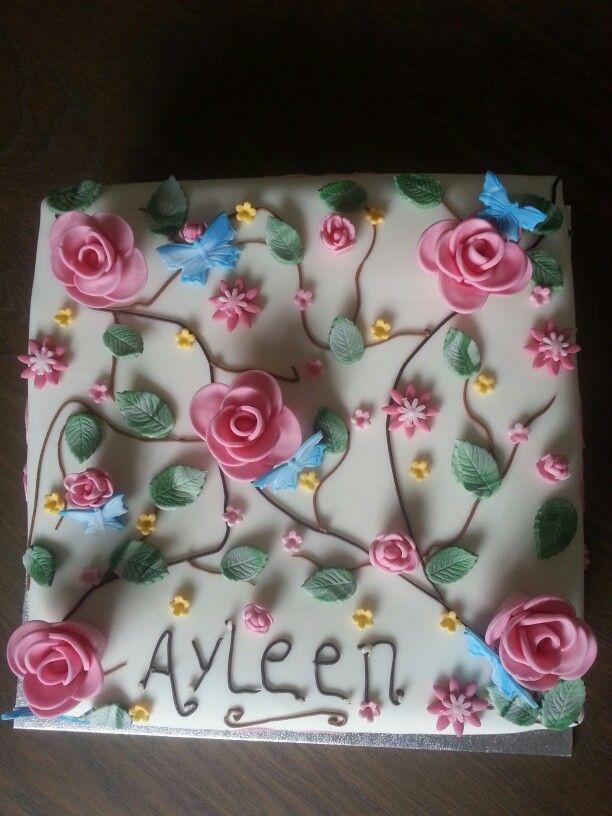 Voor mijn eigen dochter haar 15e verjaardag