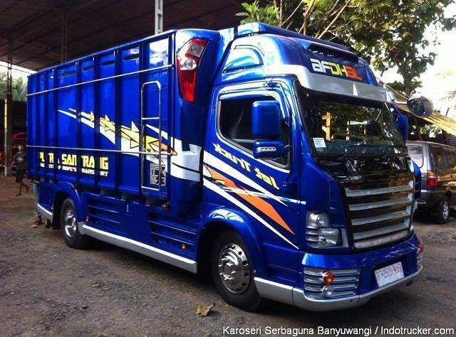 Gambar Modifikasi Truk Dump Truck Gambar Mobil Truk Modifikasi Keren Di 2020 Mobil Truk