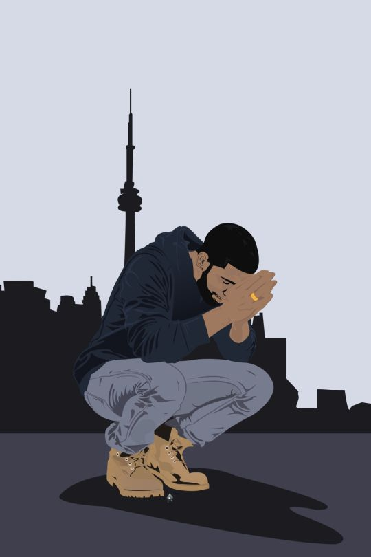 Your daily dose of Drake and OVO