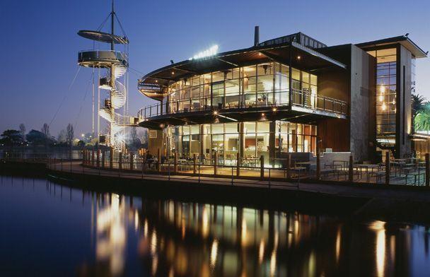 Melbourne wedding venue: The Point Albert Park