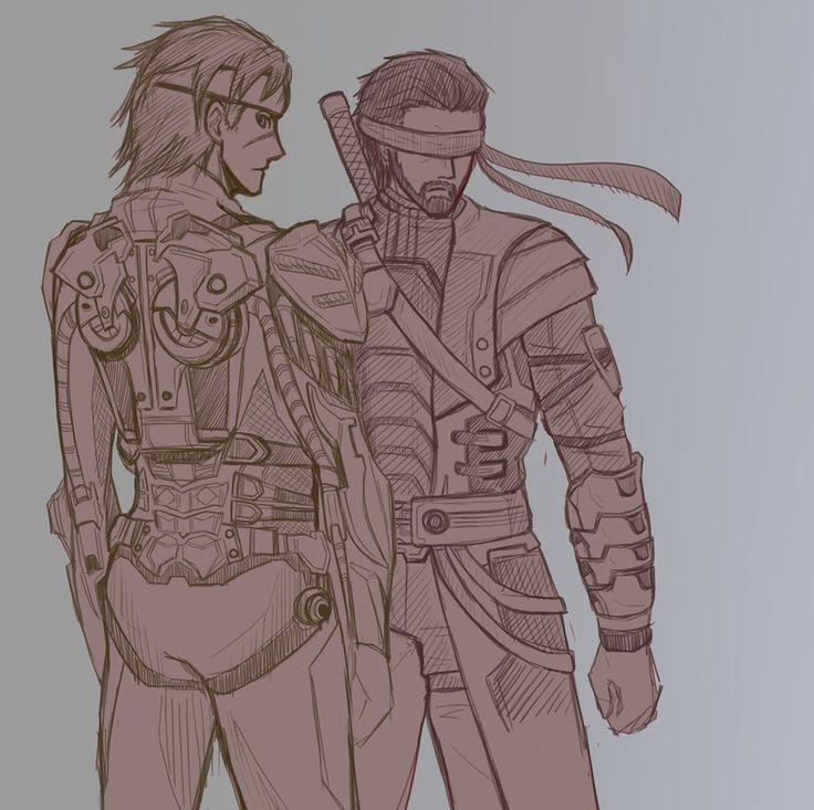 Kenshi and Takeda by SeaCobalt.deviantart.com on @DeviantArt