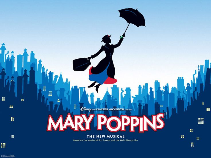 """Need a last minute Mother's Day Gift? Save up to $20 per ticket when you offer $128 each on """"4-Star"""" tickets to Mary Poppins on Broadway next Friday. NO service OR shipping fees. Limited quantities available!"""