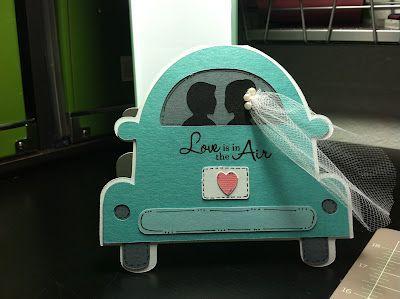 tarjeta unica y creativa para boda