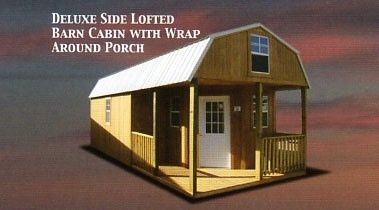 Weather King Portable Cabins and Storage Buildings - Sales and Delivery throughout the US, including Arizona, Colorado, FLORIDA & New Mexico