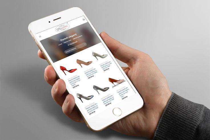 Poți vizita magazinul https://Stillmarc.ro și de pe mobil.  Vei descoperi pantofi deosebit de comozi pentru evenimente selecte, cât și pantofi destinați purtării zilnice, cu talpă flexibilă și aderentă.  Transportul este gratuit!  Te așteptăm pe https://Stillmarc.ro.
