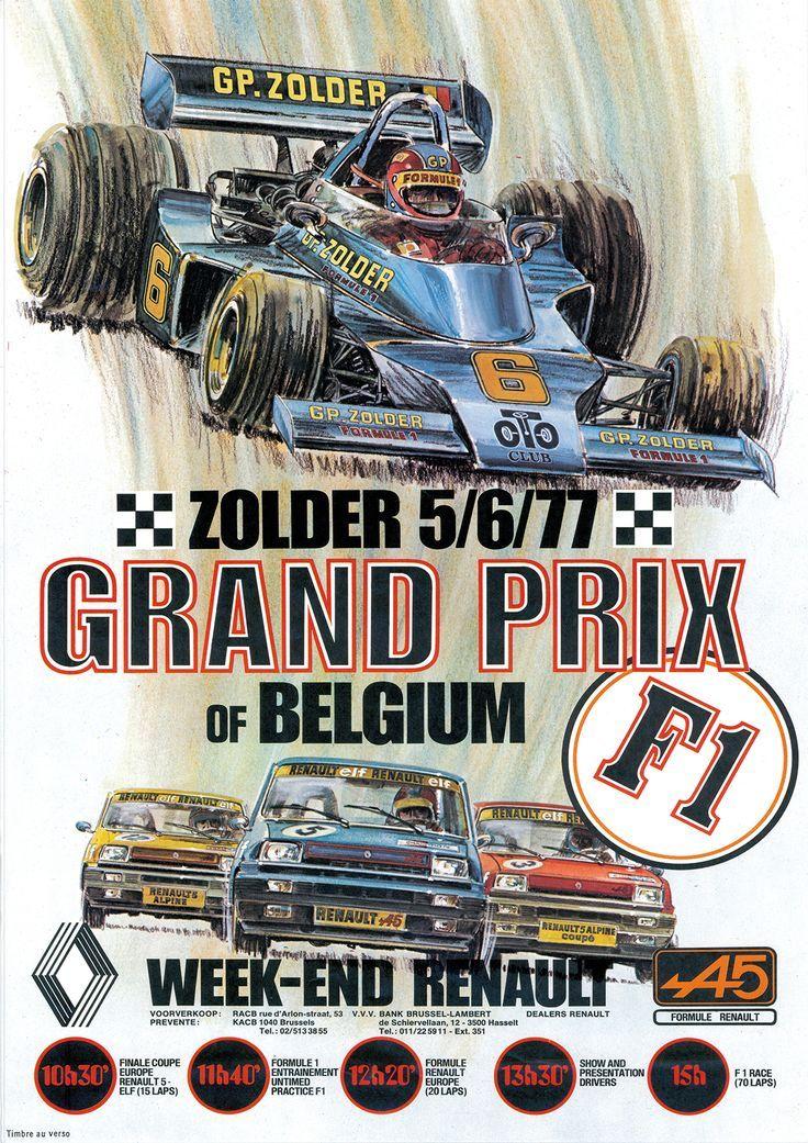GP F1 1977 alt ZOLDER