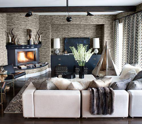 Inside Kourtney Kardashians House (21 Pics)