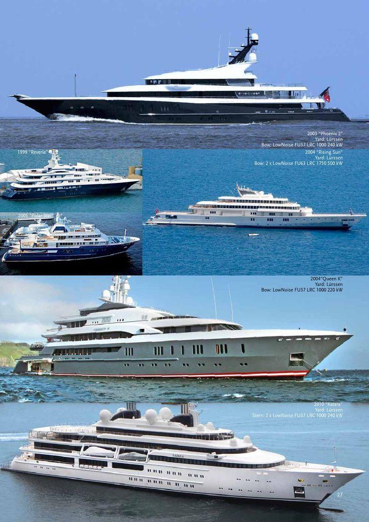 ISSUU - Brunvoll AS - Mega Yachts by Brunvoll