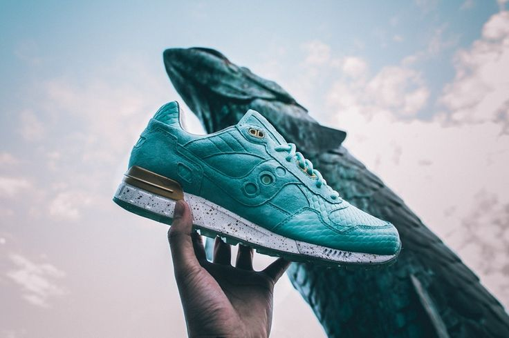 """Epitome x Saucony Shadow 5000 """"Righteous One"""""""