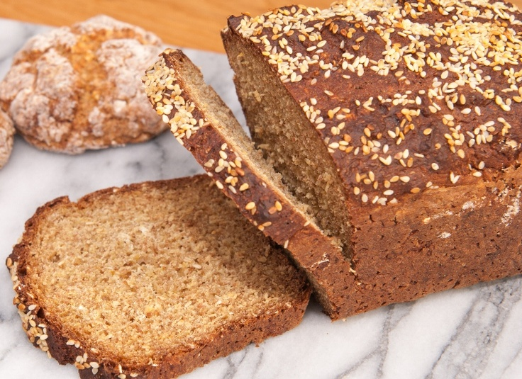 Eileen's soda bread - We discovered this fabulous bread on a trip to Ireland