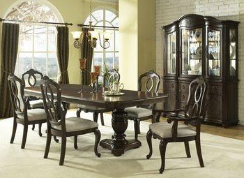Formal dinning room table