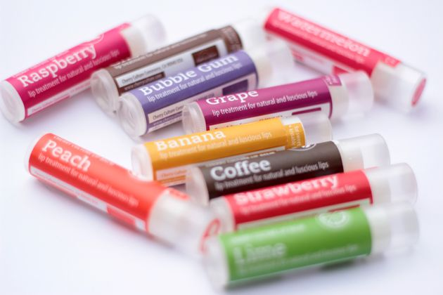 Cherry Culture Lip Balms
