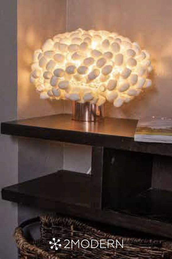 Unit Cocoon Table Lamp | Modern Table Lamps | Table lamp, Ceiling ...