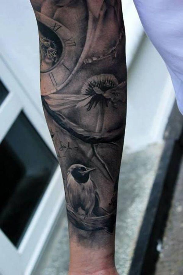 floral forearm tattoos for girls | 40 Arm Tattoos vorlagen Für Männer – Erfahren Sie Mehr Über Sie