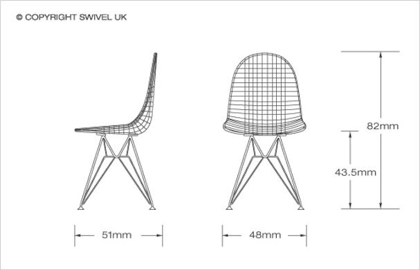 1000 images about books worth reading on pinterest for Chaise wire eames