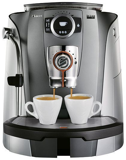 The Saeco Talea Giro Espresso Machine features the options that you expect from a quality espresso coffee brewer by Saeco Espresso Machines. >>> Read more info by clicking the link on the image. #EspressoMachine