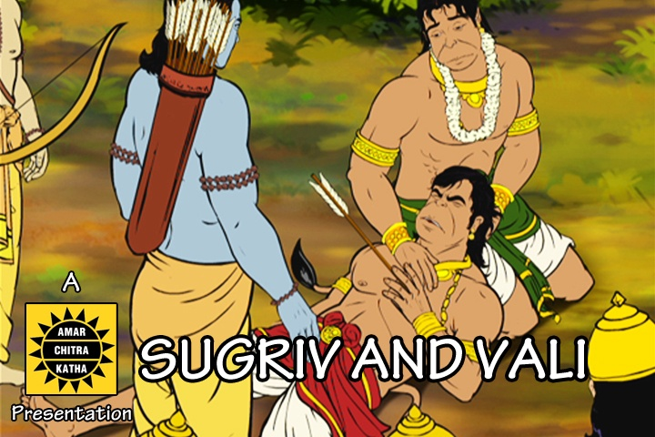 Sugriv and Vali