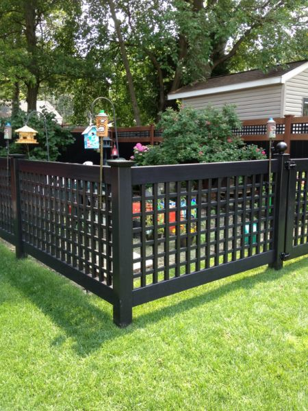 1000 Ideas About Vinyl Fence Panels On Pinterest White